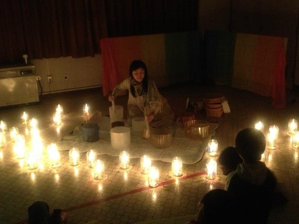2013.3.10宮城県七ヶ浜町キャンドルリンク点灯会