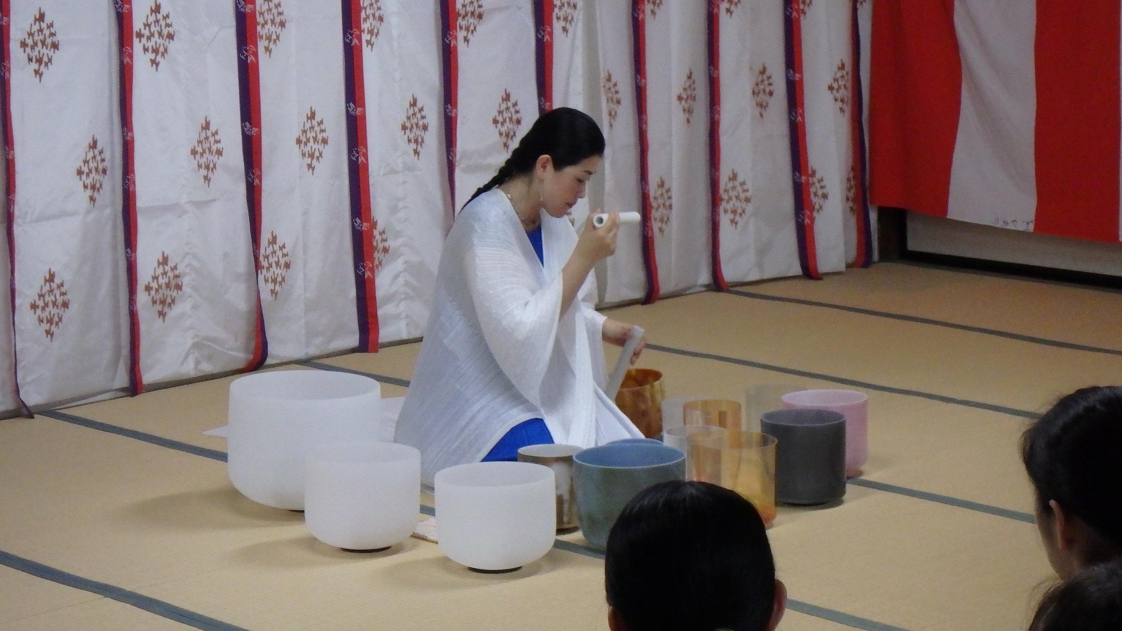 2016.7 金蛇水神社弁財天例祭 奉納演奏