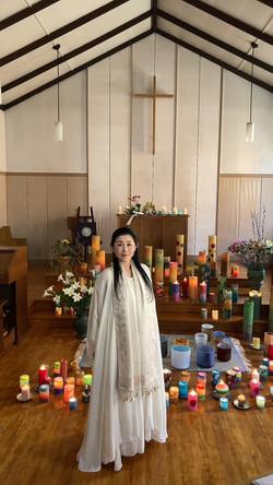 2021.3.11希望のひかり2021in仙台ルーテル教会3