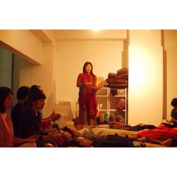 2014.11 キルタンヨガ(Yoga studio Sifar)