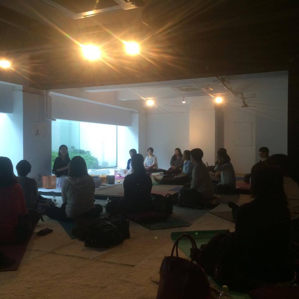 2015.8.29 yoga studio sifal 夏の演奏会