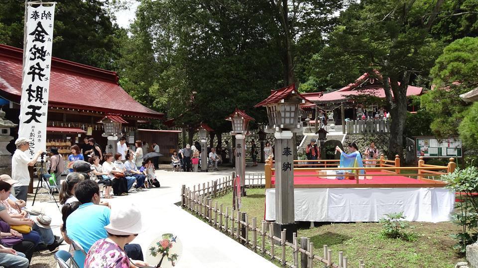 2013.7金蛇水神社 弁才天例祭