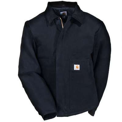 CARHARTT J002 DUCK TRADITIONAL ARCTIC QUILT-LINED JACKET