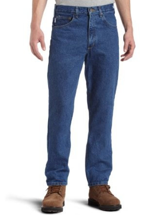 Carhartt Straight/Traditional-Fit Tapered-Leg Jean B18 Continued
