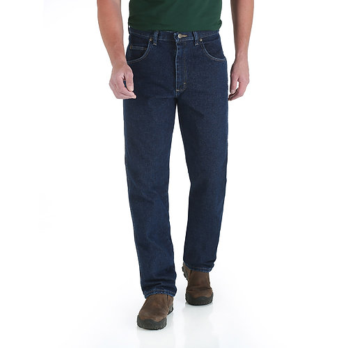 35001AN Wrangler Rugged Wear® Relaxed Fit Jean