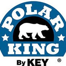 Polar King 376.35 Premium Insulated Fleece Lined Jacket Moss