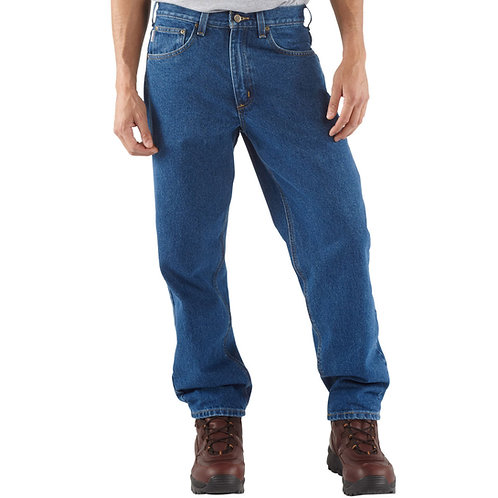 Carhartt Relaxed-Fit Tapered-Leg Jean B17 Continued