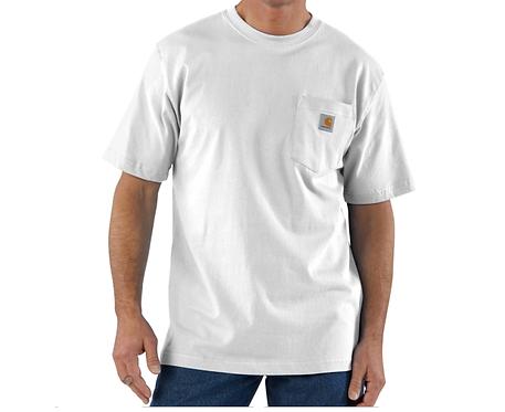 Carhartt Workwear Pocket T-Shirt White