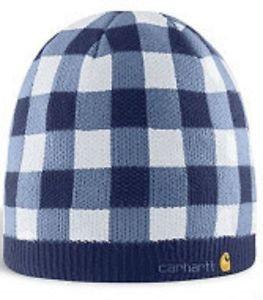 Carhartt Women's Plaid Knit Hat