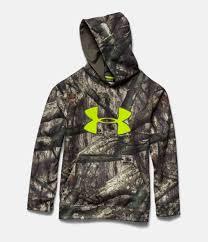 UA Boy's Armour® Fleece Scent Control