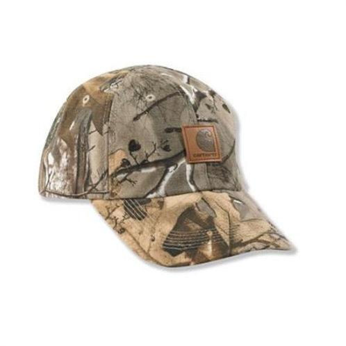 Carhartt Boy's Real Tree Xtra Brown Camo Hat