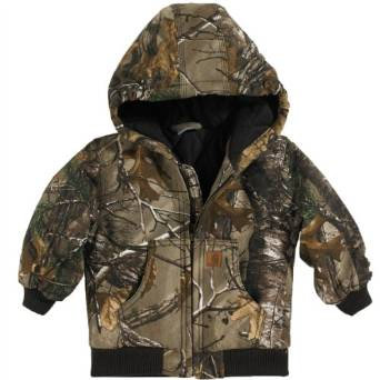 Carhartt Infant/Toddler Camo Active Jacket