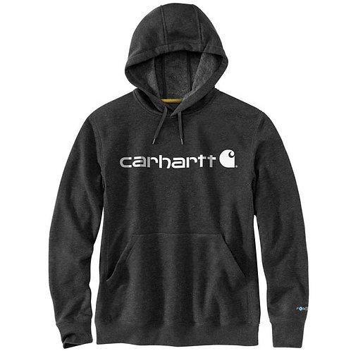 CATHARTT 103873 CARHARTT FORCE® DELMONT SIGNATURE GRAPHIC HOODED SWEATSHIRT