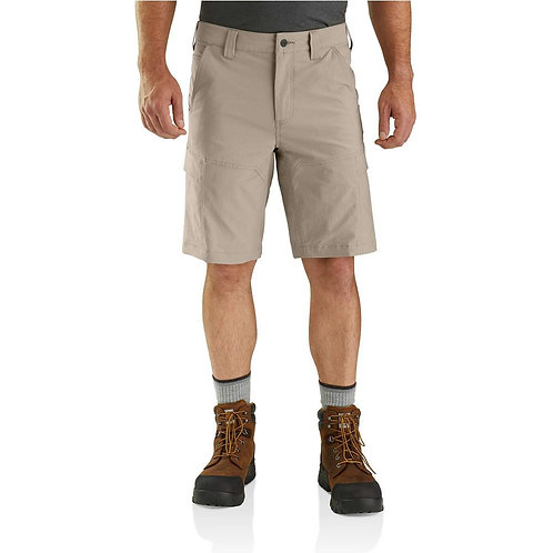 CARHARTT 103580 FORCE® RELAXED FIT NYLON RIPSTOP CARGO SHORT