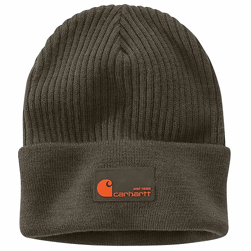 CARHARTT® 104512 RIB KNIT HAT
