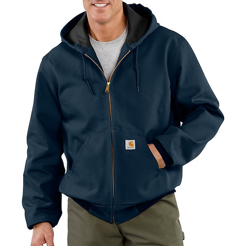 CARHARTT J131 DUCK THERMAL-LINED ACTIVE JAC