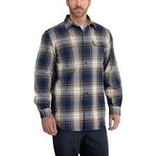 Carhartt Men's Cotton Flannel Shirt