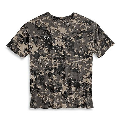 Carhartt K342 - Old English Camo Short Sleeve T-Shirt
