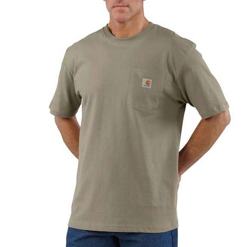 Carhartt Workwear Pocket T-Shirt DES - DESERT