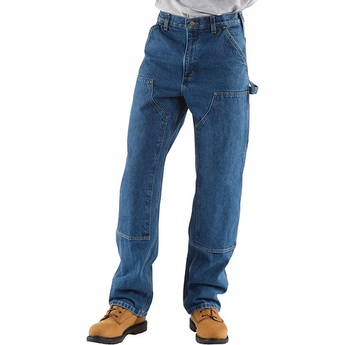 Carhartt Double-Front Washed Logger Dungaree