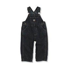 Carhartt Infant/Toddler/Youth Denim Bib Overalls