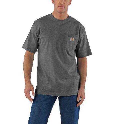 Carhartt Workwear Pocket T-Shirt CRH - Carbon Heather