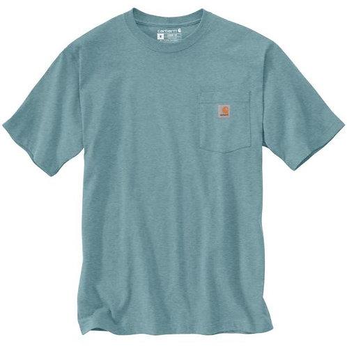 Carhartt Workwear Pocket T-Shirt K87-H13 Tourmaline Heather