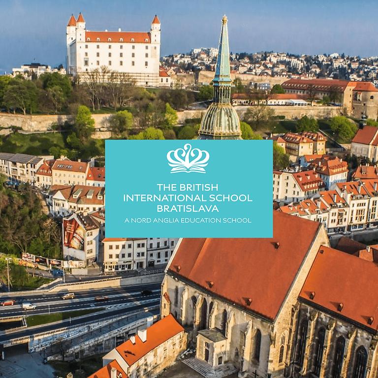 Bratislava - British International School - Summer camp 2021