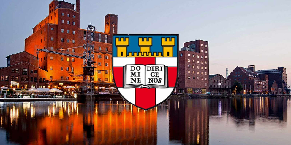 Duisburg / Düsseldorf - St. George's Summer Camp 2021