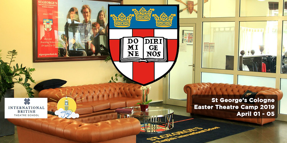 St. George's Cologne - Easter camp 2019