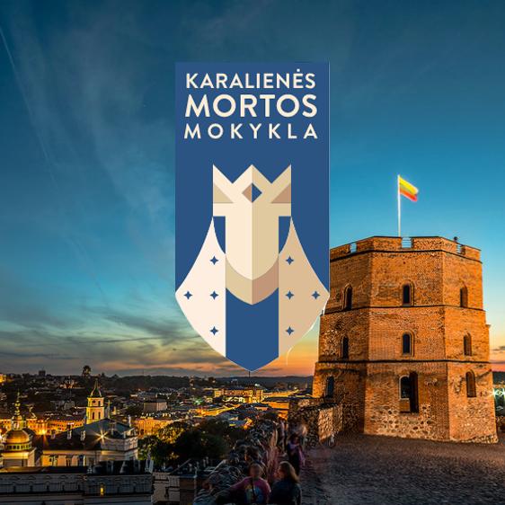 Vilnius - Queen Morta School