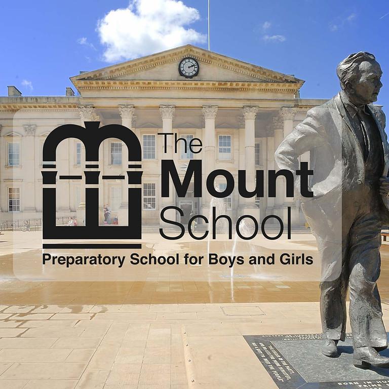 Huddersfield - The Mount School Summer camp 2021