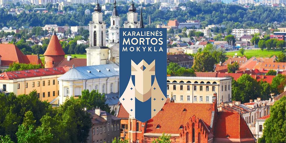 Kaunas - Queen Morta School