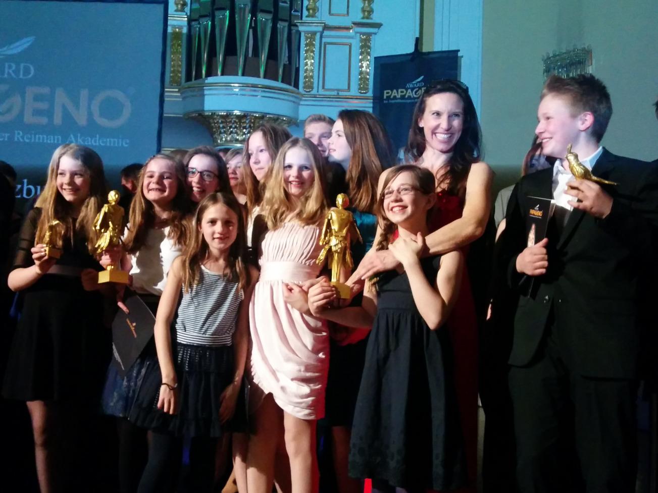 2014 Zahlreiche Auszeichnungen
