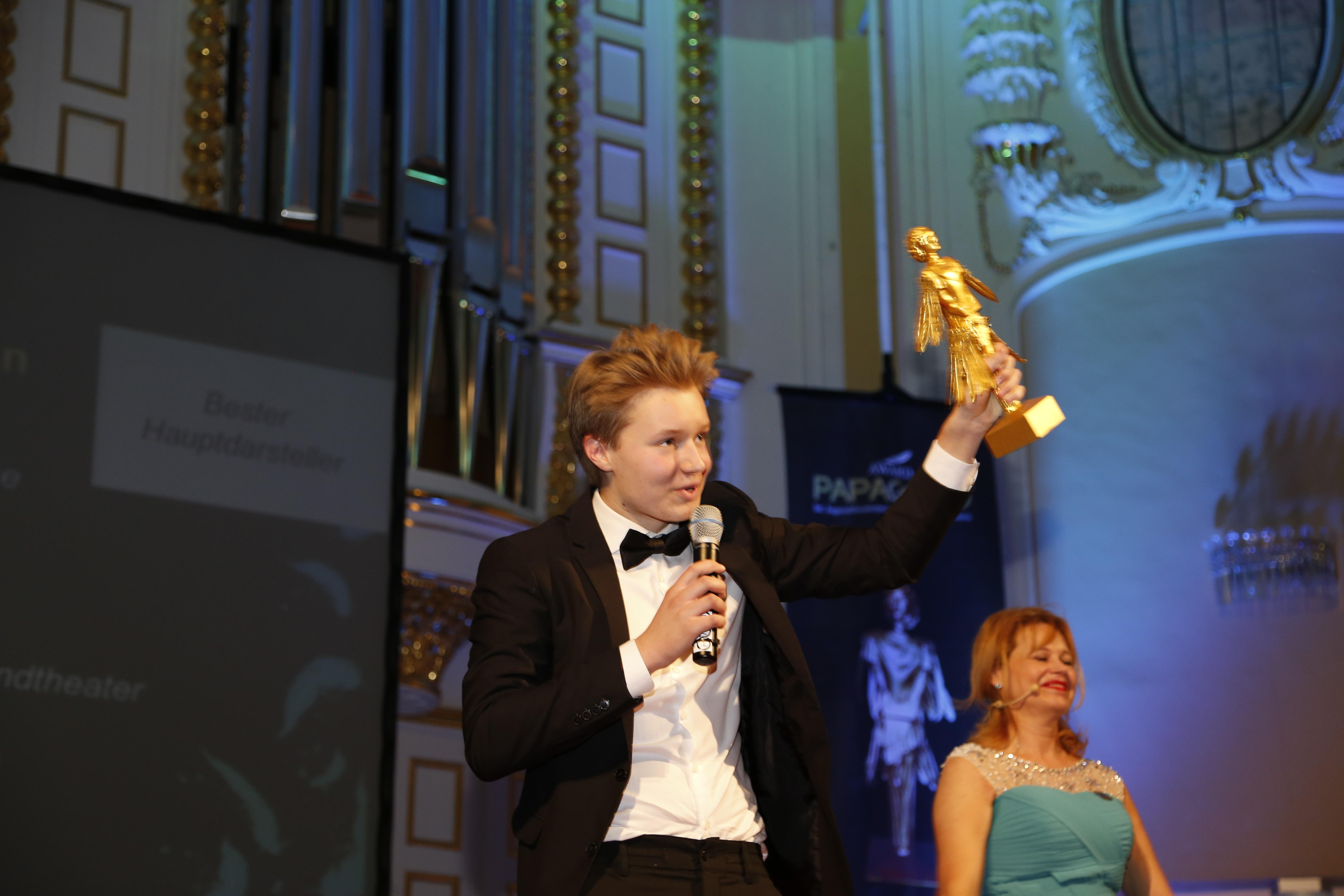 2017 Goldener Papageno
