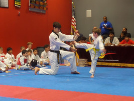 Martial arts for the youth