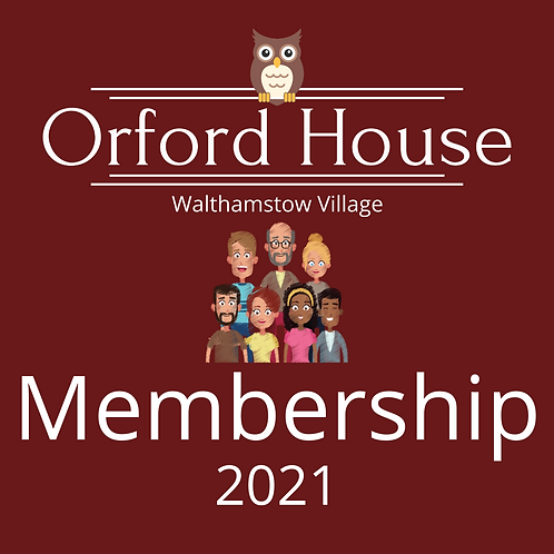 Orford House Membership