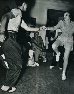 Ray Hirsch and Judy Garland