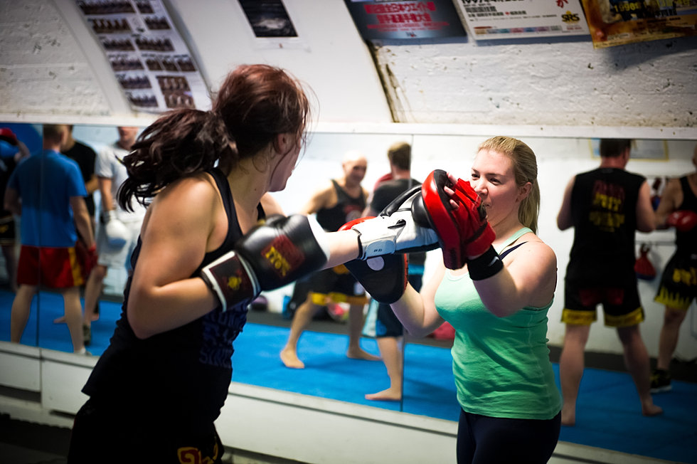 Circuit Training For Mixed Martial Artists