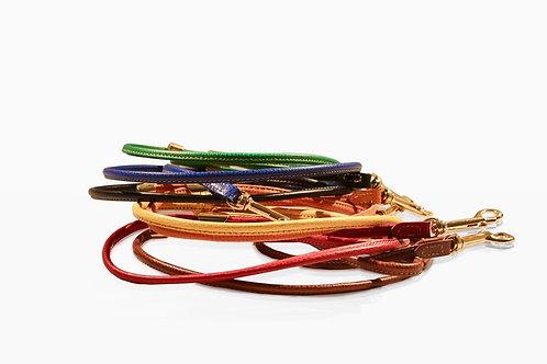 LA CINOPELCA | Italian Leather Lead