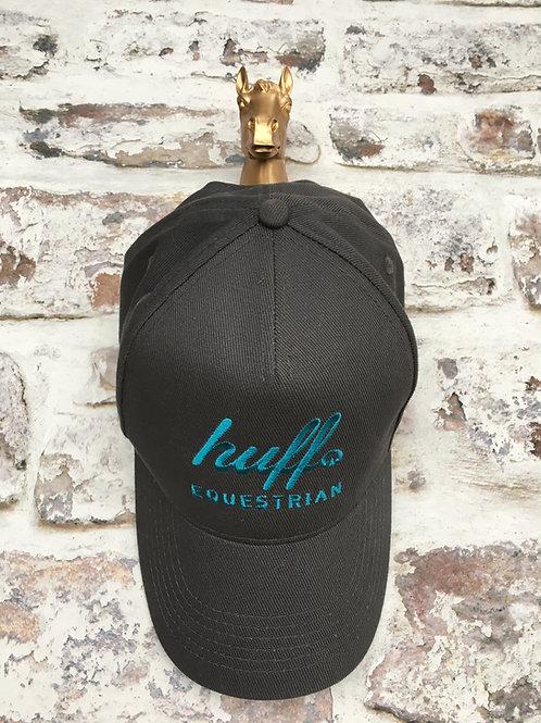 The Huff Leisure-Luxe Cap | Dark Grey