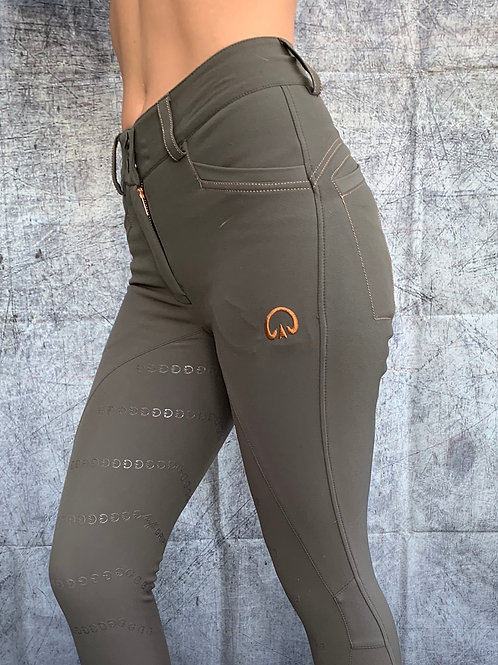 The Ultimate Training Breeches | Khaki