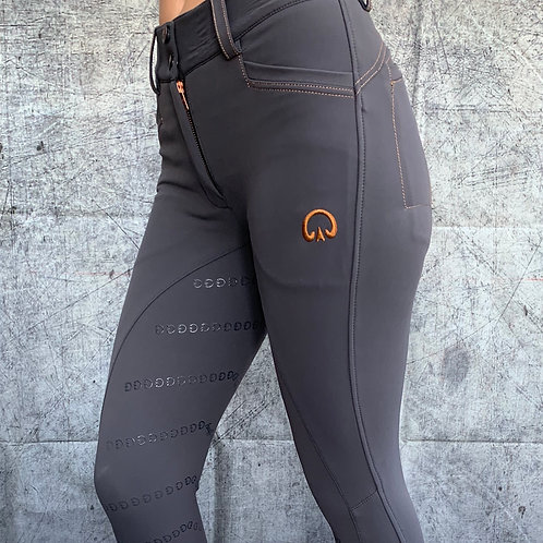 The Ultimate Training Breeches | Grey
