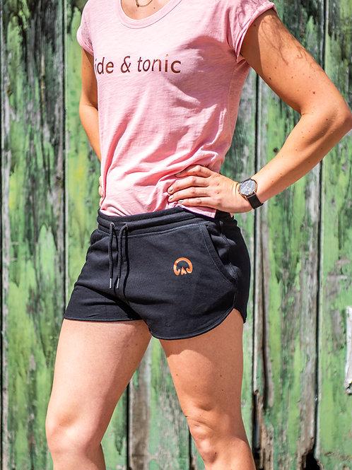 Jogger Shorts | Black
