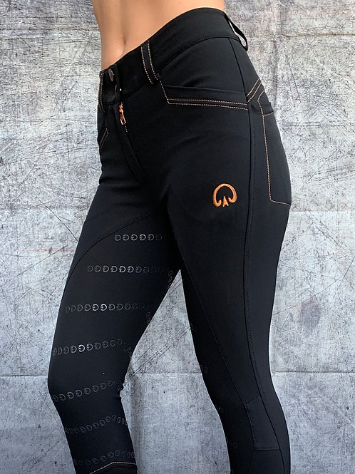 The Ultimate Training Breeches | Black