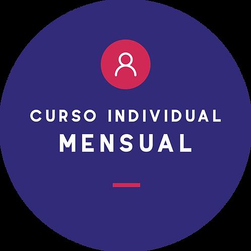 Curso individual - Plan mensual