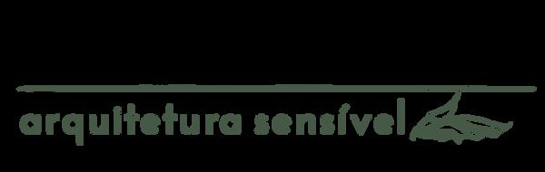 Logomarca Patricia Almeida arquitetura sensível