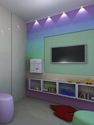 Consultório pediátrico