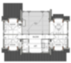 Newport timber frame floorplan