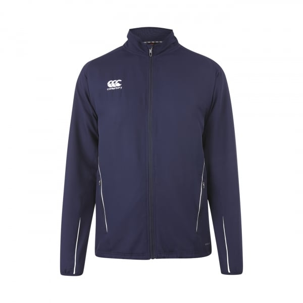 Navy-Blue-Solid-Track-Jacket-front